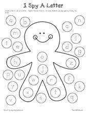 Alphabet activities: