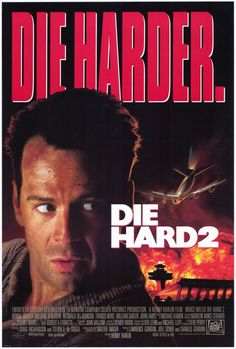 Die Hard 2: Die Harder 27x40 Movie Poster (1990)
