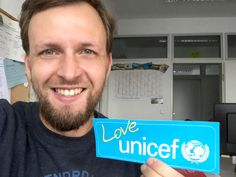 Andreas Rotte, Online Marketing Spezialist bei UNICEF Deutschland | © privat