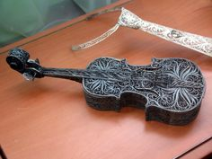 Village Kazakovo is with us in Nizhny Novgorod region.  Here since 1938 adjusted production filigree products.