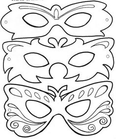 carnaval - Page 2 Decoration Creche, Theme Carnaval, Carnival Crafts, Butterfly Mask, Mardi Gras Party, Masquerade Party, Venetian Masquerade, Masquerade Masks, Art Plastique