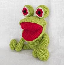 2000 Free Amigurumi Patterns: Frog