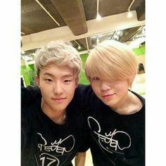 Hoshi and Woozi (SoonHoon) pre debut Seventeen Memes, Seventeen Woozi, Seventeen Debut, Hip Hop, Jeonghan, 17 Kpop, Kpop Boy, Astro Sanha, Day6 Sungjin