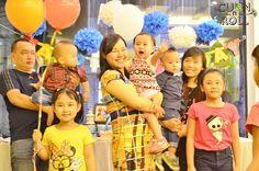 https://www.flickr.com/photos/cuonnroll/albums/72157646296782056   Ảnh tổ chức sinh nhật cho bé Tuấn Khôi Tại Cuốn N Roll