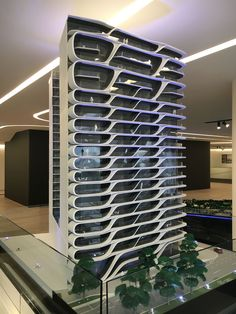 Zaha Hadid Architects Mayfair, Melbourne #architecture