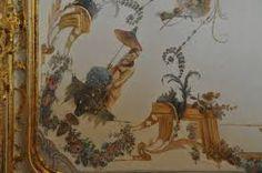 Panneau dans l'appartement du Château de Chantilly (Musée Condé de Chantilly)