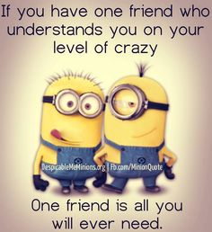 Weird conversations with your friend Minion Quotes Weird conversations with your friend Minion Quotes - Fresh Drinks Bff Quotes, Best Friend Quotes, Friendship Quotes, True Quotes, Friends Funny Quotes, Sister Quotes, Qoutes, Funny Minion Memes, Minions Quotes