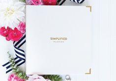 The Simplified Wedding Planner von emilyley auf Etsy, $54.00