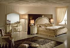 Incroyable VICTORIA Range Of Italian Bedroom Furniture