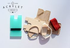The Acrylet™: The Sustainable Minimalist Wallet Solution Minimalist Wallet, Problem Solving, Sustainability, Wallets, Place Card Holders, Projects, Fun, Accessories, Minimal Wallet