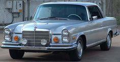 1970 MERCEDES BENZ 280SE COUPE  Gavin Lovatt's car from Handsome Beast