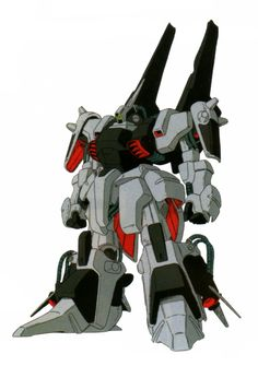 The MSA-099-2 Rick Dias II is a mobile suit from the series Zeta Gundam Variations of the Gundam metaseries.