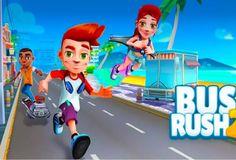 Bus Rush 2 Mod Apk Game Download