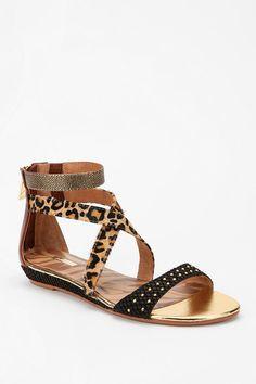 Matiko Rosa Multi-Strap Sandal