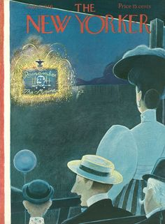 The New Yorker - Saturday, July 6, 1946 - Issue # 1116 - Vol. 22 - N° 21 - Cover by : Rea Irvin