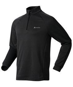 Herren Skirolli / Funktionsshirt Longsleeve Stand-Up Collar 1/2 Zip Squaw Valley