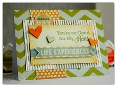 ...{Sylvias Stamping Place}... One Sketch: Two Cards in Two Styles! by Sylvia Blum, using the Collecting Moments Collection by FancyPantsDesigns.com