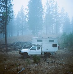 A year ago, I started fantasizing about campers other than my VW Syncro.  It felt adulterous. I had been living in it for a year and half at this  point and the cost of maintenance was catching up to me.  Syncro's are  pretty amazing vans. Mine had an Audi engine, front and rear locking  differentials and could go any where I wanted it. The problem was  reliability.  Only 300o were ever imported to the US, and very few people  know how to work on them. Many times a minor break down…