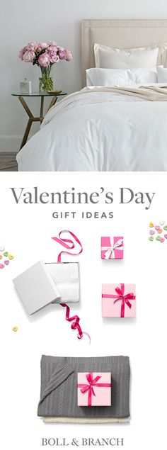 Don't lose sleep over it: the best gifts are waiting for you at Boll & Branch.