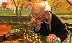 Cómo el ajedrez combate el alzhéimer