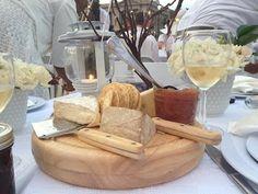 Diner en Blanc food idea