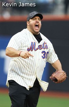 Kevin James - I have a total crush on this man... Funny guys are the best!