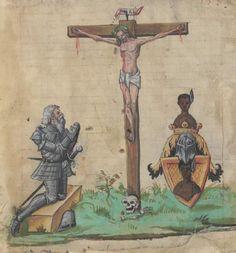Conradus : Buch der Natur 2. Hälfte 14. Jh., Druck Augsburg nach 1475 Cgm 38 Folio 4