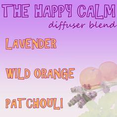 The Happy Calm Essential Oil Diffuser Blend https://www.facebook.com/groups/reviveandrestoreessentials/