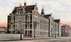 Railway Offices, Wellington, N. Postcard ~ No. Historical Architecture, Offices, Postcards, Cathedral, Building, Photos, Travel, Pictures, Viajes