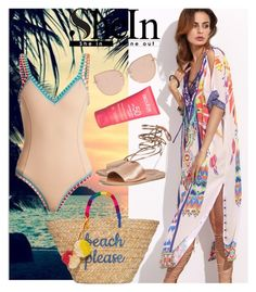"""""""Shein Contest"""" by laurabosch on Polyvore featuring Kayu, kiini, Ancient Greek Sandals and Topshop"""