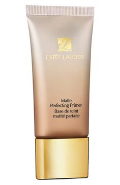 "The secret to ""no shine"" summer makeup is to start with a mattifying primer. I like this one from @Estee Lauder."