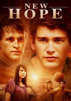 New Hope - When Michael moves to a new town his senior year, he bumps heads with the school's star basketball player, Lucas. Michael's faith is tested as he endures confrontations with Lucas and becomes fascinated with Lucas's girlfriend, Jasmine.