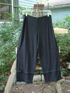 2000 NWT Anais Top Boudoir Pant Black Small Size 2 - BlueFishFinder