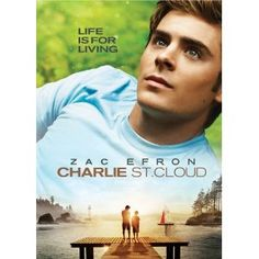 The Life and Death of Charlie St.Cloud - Ben Sherwood. The book is SO good!