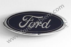 Ford Front Grille Ovals, Ford Blue Ovals $35-75