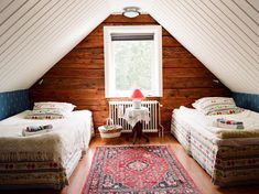 And we have another attic.