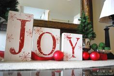 Tour of Our Nest – Christmas Style