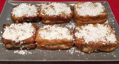 #Torrijas rellenas de crema pastelera… http://lasrecetasdejuanito.blogspot.com.es/2015/04/torrijas-rellenas-de-crema-pastelera.html