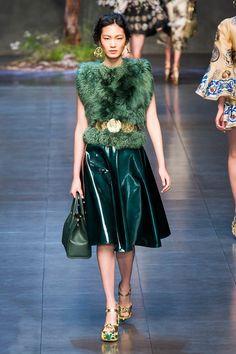 FWP Dolce & Gabbana | Fashion Victim's Diary