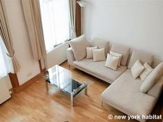 You will find beautiful light hardwood flooring throughout this apartment which complements the phenomenal amount of natural light that enters http://www.nyhabitat.com/london-apartment/furnished/1490
