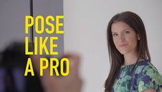 How to become more photogenic (video) via @stylelist
