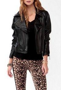 leather jackets girls