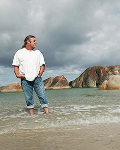 Tim Winton on the beach Albany. Australian Authors, Coming Of Age, Book Reviews, Perth, Libraries, Writers, Illustrators, Breathe, Literature