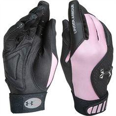 Womens Softball Batting Gloves   www.findaballer.com