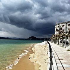 La gran tormenta II #Santoña #Cantabria #Samsung #Igerscantabria #Bilbao #IgersBilbao