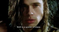anne rice, brad pitt, frases, interview with the Jennifer Aniston, Angelina Jolie, Movies Showing, Movies And Tv Shows, Brad Pitt Interview, Anne Rice Vampire Chronicles, Lestat And Louis, Best Movie Lines, Interview With The Vampire