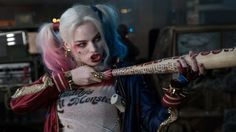 Download Harley Quinn Suicide Squad Movie Margot Robbie Girl 1920x1080