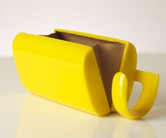 Ted Lapidus - 70's vintage yellow perspex clutch - size small - prize $550 Vintage Beauty, Vintage Fashion, Ted Lapidus, Vintage Yellow, Rubber Duck, Cool, Designer Shoes, Sunglasses Case, Vintage Jewelry