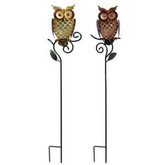 Awesome Arcadia Garden Products Owl Garden Stake