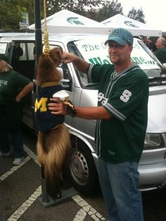 tailgating is awesome